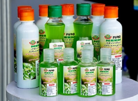 NEEM Hair Care Program